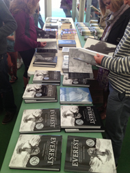 polarworld books at Hay Festival